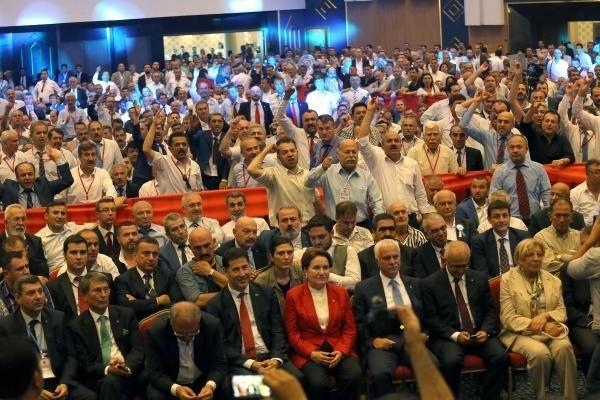 MHP'de Kurultay heyecanı galerisi resim 11