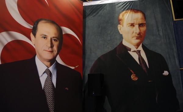 MHP'de Kurultay heyecanı galerisi resim 6