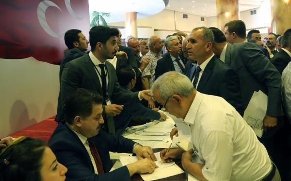 MHP'de Kurultay heyecanı galerisi resim 9