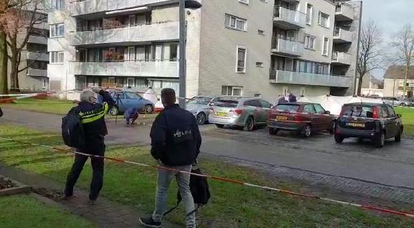 Hollanda'da bir Türk vurularak öldürüldü galerisi resim 9
