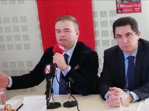 CHP Strazburg Gurbetçilerin Sorunları Paneli