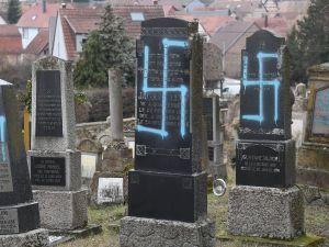 Yahudi karşıtlığı yüzde 74 arttı