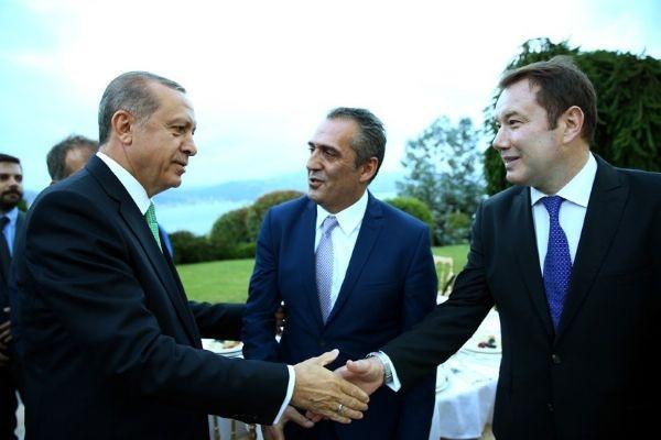 Erdoğan'ın iftarından kareler galerisi resim 11