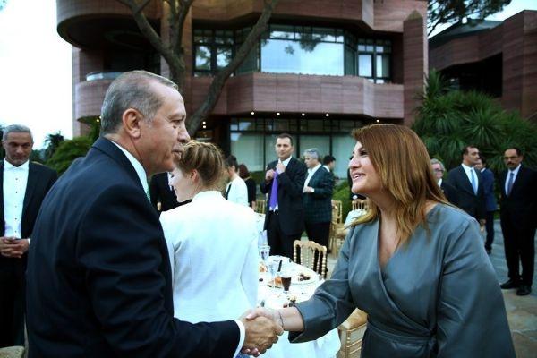 Erdoğan'ın iftarından kareler galerisi resim 14