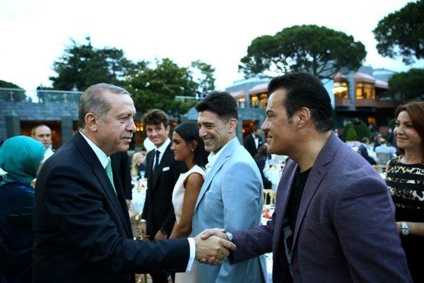 Erdoğan'ın iftarından kareler galerisi resim 17