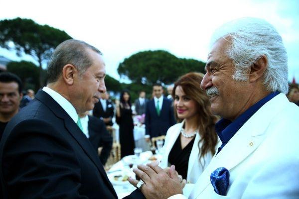 Erdoğan'ın iftarından kareler galerisi resim 18