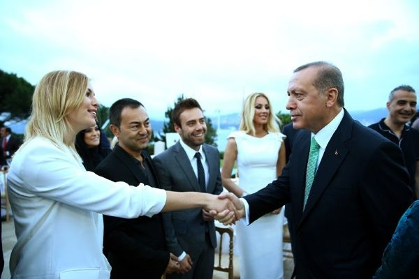 Erdoğan'ın iftarından kareler galerisi resim 21