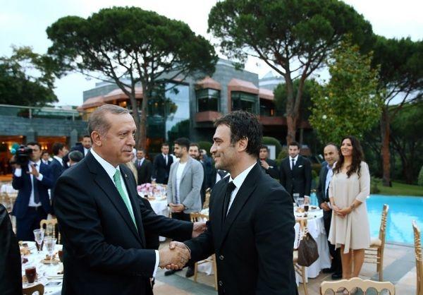 Erdoğan'ın iftarından kareler galerisi resim 23