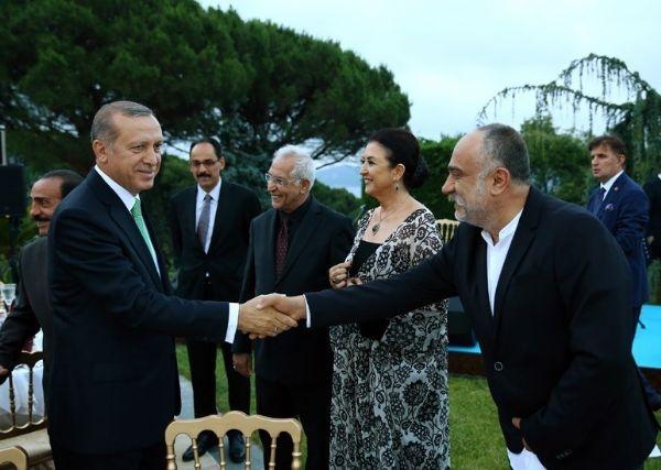 Erdoğan'ın iftarından kareler galerisi resim 24