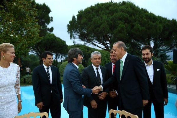 Erdoğan'ın iftarından kareler galerisi resim 27