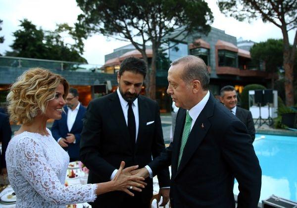 Erdoğan'ın iftarından kareler galerisi resim 3