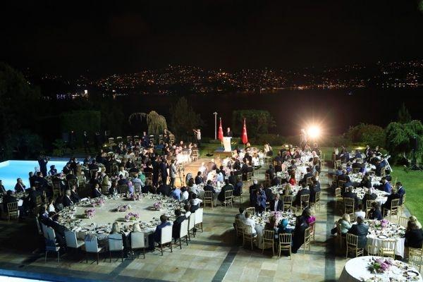 Erdoğan'ın iftarından kareler galerisi resim 30