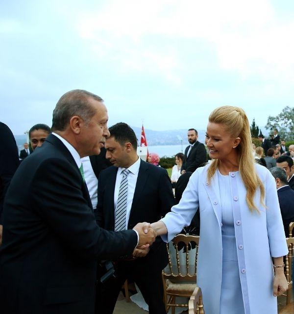Erdoğan'ın iftarından kareler galerisi resim 31
