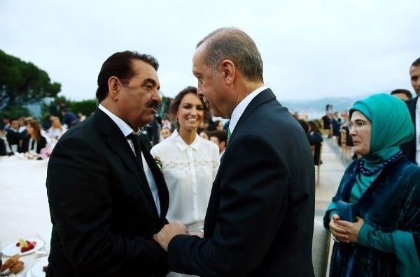 Erdoğan'ın iftarından kareler galerisi resim 34