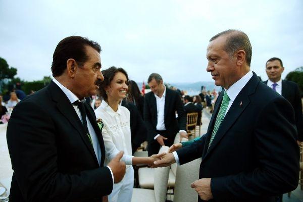 Erdoğan'ın iftarından kareler galerisi resim 38