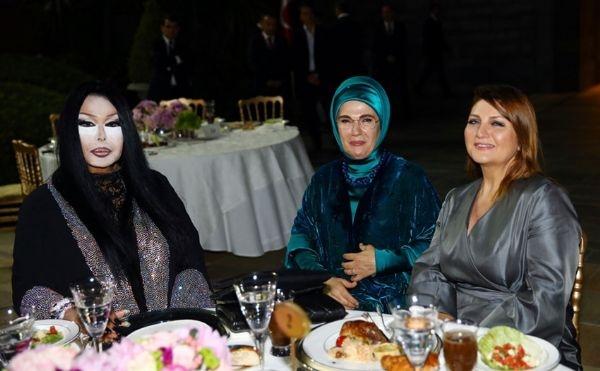 Erdoğan'ın iftarından kareler galerisi resim 40