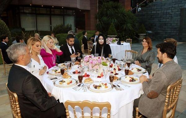 Erdoğan'ın iftarından kareler galerisi resim 41