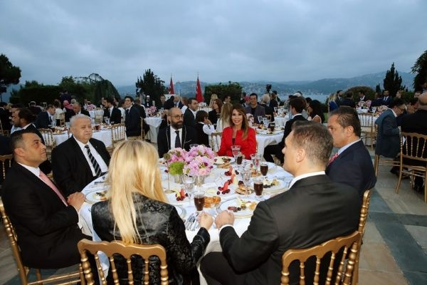 Erdoğan'ın iftarından kareler galerisi resim 42