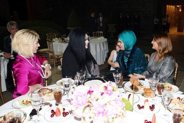 Erdoğan'ın iftarından kareler galerisi resim 48