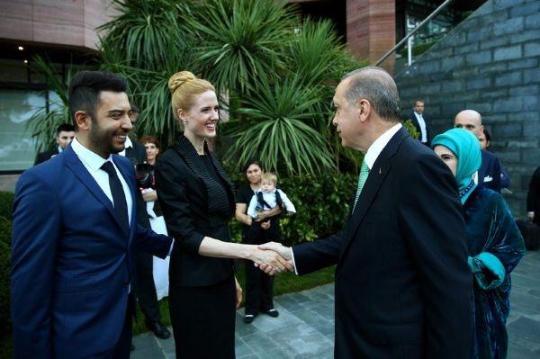 Erdoğan'ın iftarından kareler galerisi resim 8