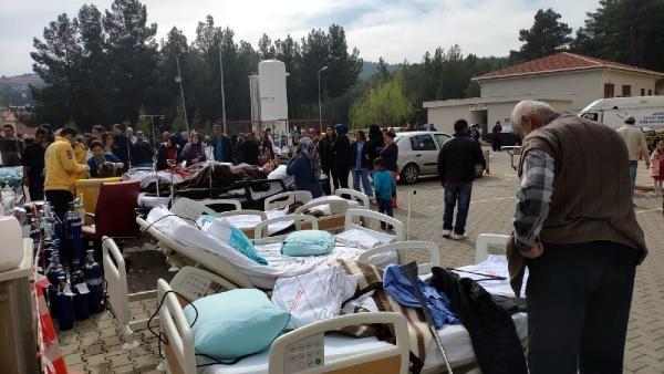 Denizli'de korkutan deprem galerisi resim 5