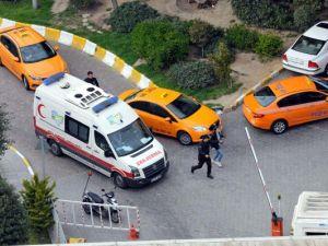 Alman yolcu 25 metreden düşerek hayatını kaybetti