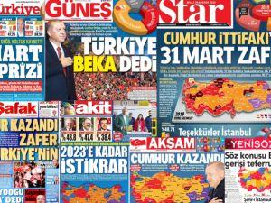 Yandaş gazetelerden İstanbul manşeti skandalı