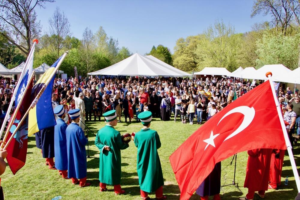 Hollanda'da 10. Türk Günü Yürüyüşü galerisi resim 5