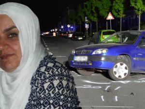 Türk annenin ölümüne neden olan sürücü aranıyor