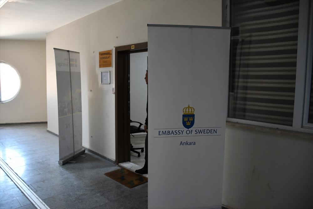 Gurbetçiler için Kulu'da sandık kuruldu galerisi resim 1