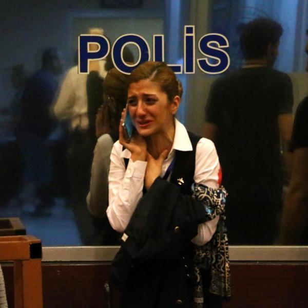 Atatürk Havalimanı'nda terör saldırısı galerisi resim 11