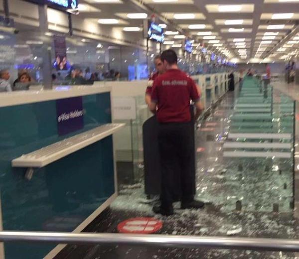 Atatürk Havalimanı'nda terör saldırısı galerisi resim 13