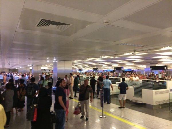 Atatürk Havalimanı'nda terör saldırısı galerisi resim 2