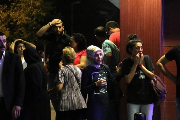 Atatürk Havalimanı'nda terör saldırısı galerisi resim 4