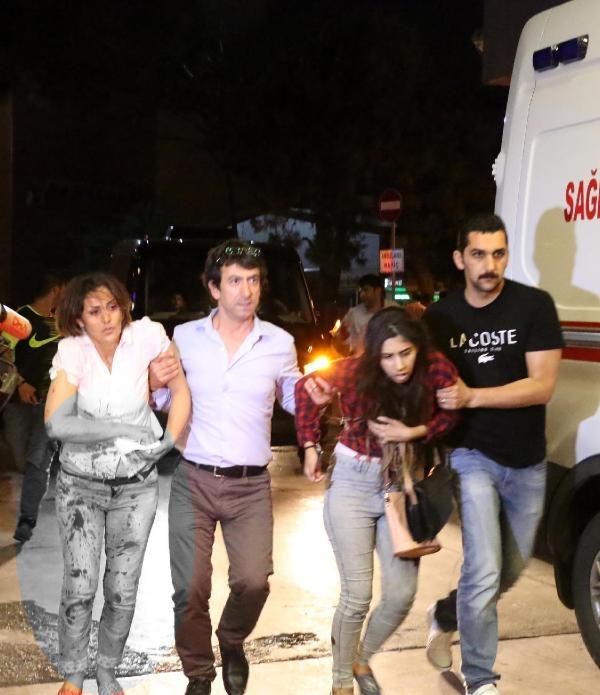 Atatürk Havalimanı'nda terör saldırısı galerisi resim 9