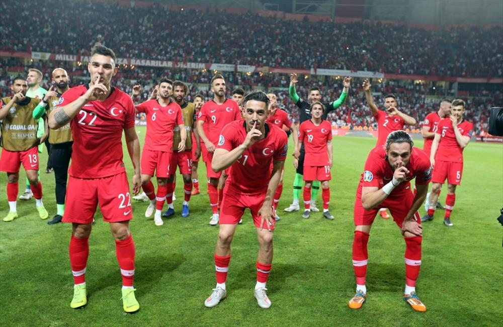 Türkiye 2-0 Fransa galerisi resim 1