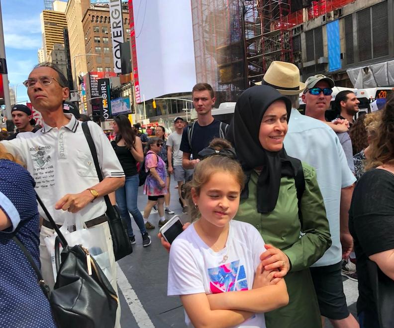 New York'ta mehterli Türk Günü galerisi resim 5