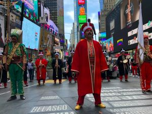 New York'ta mehterli Türk Günü