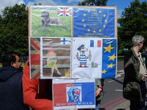 Londra: AB'den ayrılmak istemiyoruz galerisi resim 10