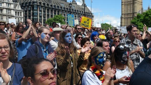 Londra: AB'den ayrılmak istemiyoruz galerisi resim 8