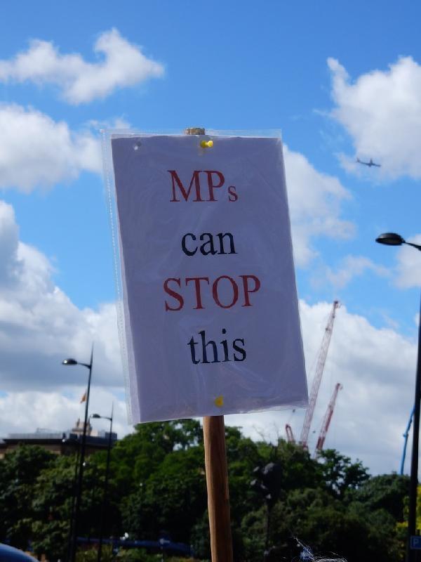 Londra: AB'den ayrılmak istemiyoruz galerisi resim 9