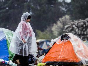 Sığınmacıların umudu Balkanlarda son buldu