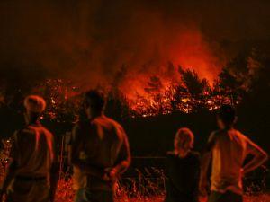 İzmir'de ciğerlerimiz yanıyor