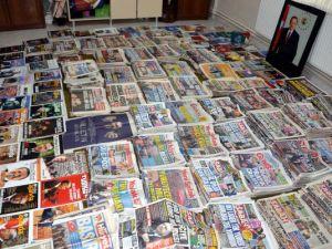 17 yıldır'Erdoğan haberlerini' topluyor