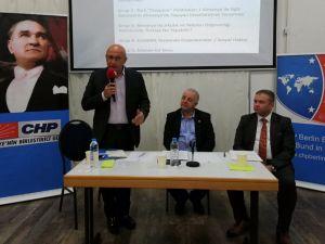 CHP, yurt dışındaki Türklerin sorunlarına çözüm arıyor