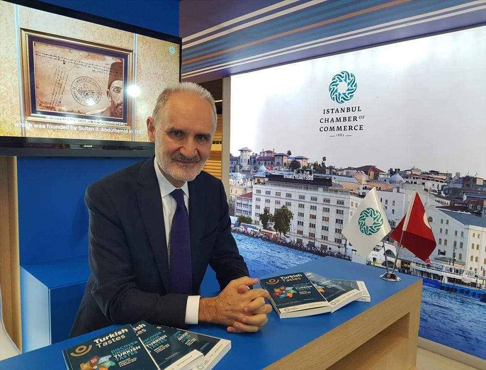 Türk firmalar Anuga'da iştah kabarttı galerisi resim 15