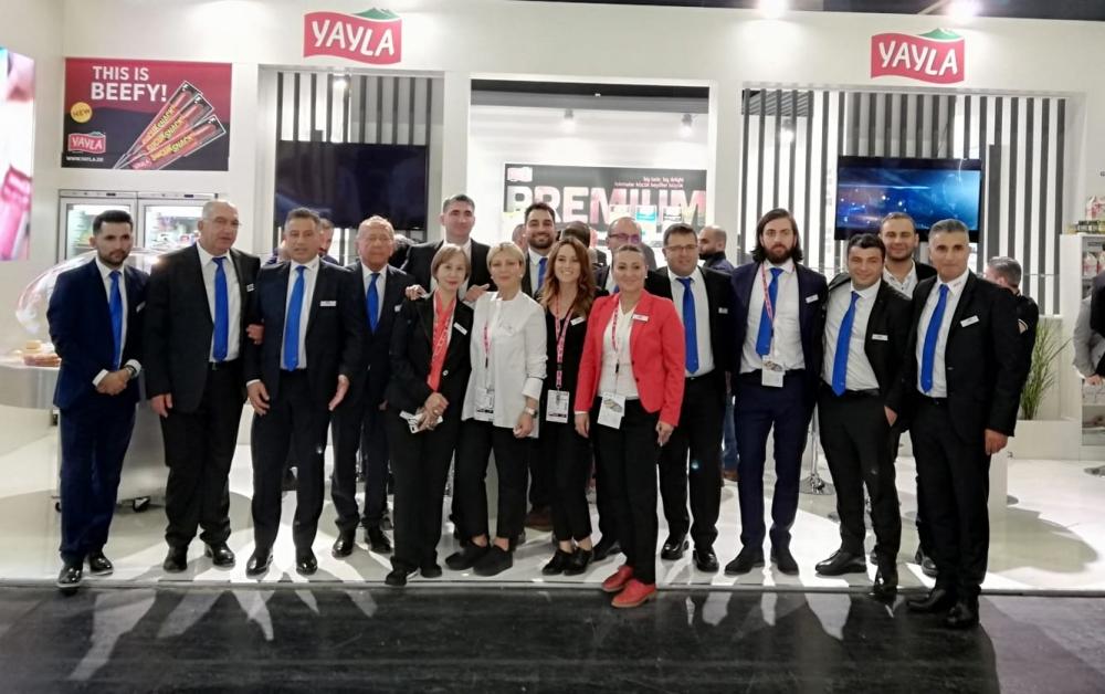 Türk firmalar Anuga'da iştah kabarttı galerisi resim 2
