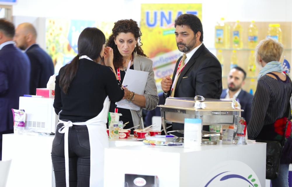 Türk firmalar Anuga'da iştah kabarttı galerisi resim 5