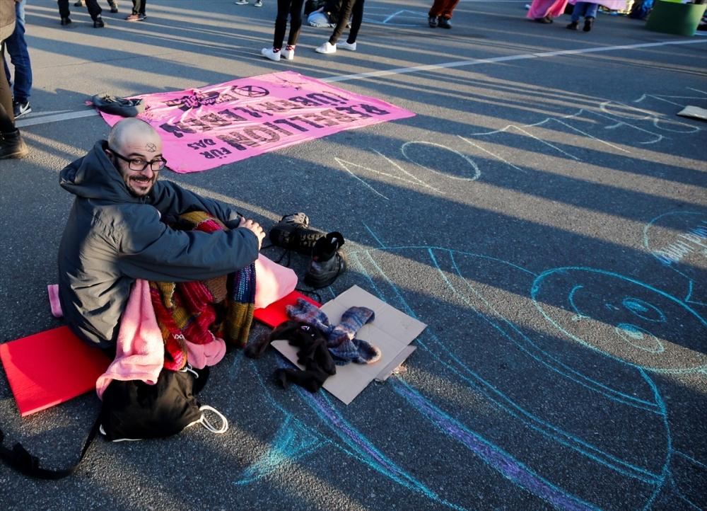 Çevreciler, Alman hükümetini protesto etti galerisi resim 22