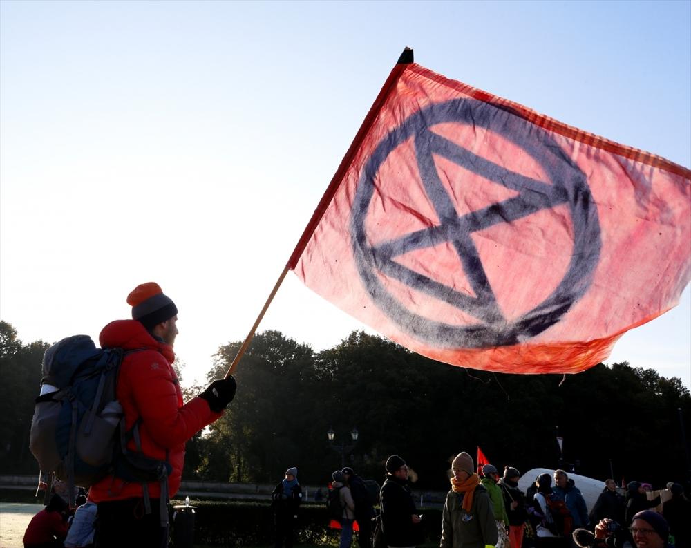 Çevreciler, Alman hükümetini protesto etti galerisi resim 8